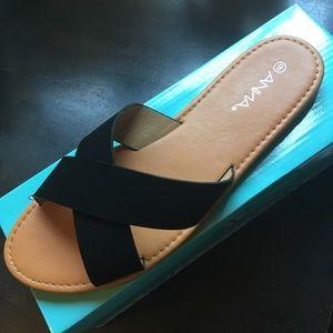 Slip Sandals